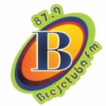 Logo da emissora R�dio Brejetuba 87.9 FM