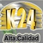 Logo da emissora Radio K24 690 AM