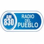 Logo da emissora Radio Del Pueblo 830 AM