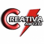 Logo da emissora Radio Creativa 1230 AM