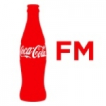 Logo da emissora Radio Coca-Cola FM