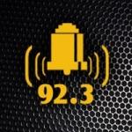 Logo da emissora La Radio 92.3 FM