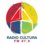 Logo da emissora Radio Cultura 97.9 FM