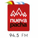 Logo da emissora Radio Nueva Pacha 94.5 FM