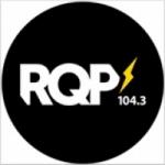 Logo da emissora Radio RQP 104.3 FM
