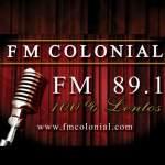 Logo da emissora Radio Colonial 89.1 FM