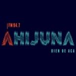 Logo da emissora Radio Ahijuna 94.7 FM