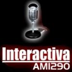 Logo da emissora Radio Interactiva 1290 AM