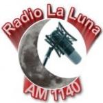 Logo da emissora Radio La Luna 1140 AM