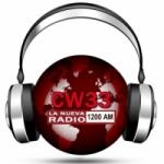Logo da emissora Radio Claridad 88.7 FM