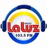 Logo da emissora Radio La Luz 103.5 FM