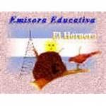 Logo da emissora Radio El Hornero 107.5 FM