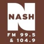 Logo da emissora WPKR 99.5 FM