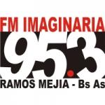 Logo da emissora Radio Imaginaria 95.3 FM