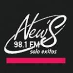 Logo da emissora Radio New'S 98.1 FM