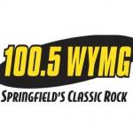 Logo da emissora WYMG 100.5 FM