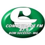 Logo da emissora R�dio Comunidade 87.9 FM