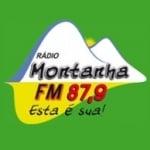 Logo da emissora Rádio Montanha 87.9 FM
