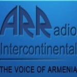 Logo da emissora Radio AR Intercontinental 102 FM