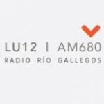 Logo da emissora Radio Río Gallegos 680 AM