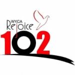 Logo da emissora Radio WYCA Rejoice 102.3 FM