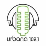 Logo da emissora Radio Urbana 102.1 FM