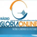 Logo da emissora Rádio Glória Online