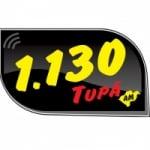 Logo da emissora Rádio Tupã 1130 AM