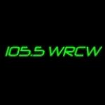 Logo da emissora WRCW 105.5 FM