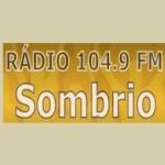 Logo da emissora Rádio Sombrio 104.9 FM