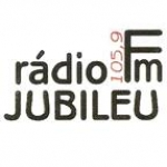 Logo da emissora Rádio Jubileu 105.9 FM