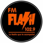 Logo da emissora Radio Flash 102.9 FM