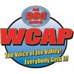Logo da emissora Radio WCAP 980 AM