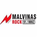 Logo da emissora Radio Malvinas Rock 91.1 FM