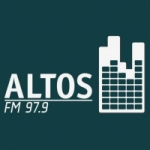 Logo da emissora Radio Altos 97.9 FM