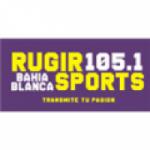 Logo da emissora Radio Rugir Sports 105.1 FM