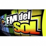 Logo da emissora Radio Del Sol 104.3 FM