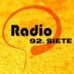 Logo da emissora Radio Máxima 92.7 FM