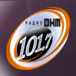 Logo da emissora Radio ONT 101.7 FM