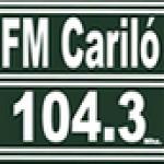 Logo da emissora Radio Cariló 104.3 FM