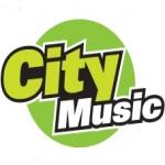 Logo da emissora Radio City Music 106.4 FM