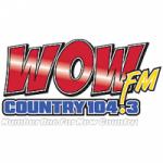 Logo da emissora Radio KAWO 104.3 FM