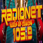 Logo da emissora RadioNET 105.9 FM
