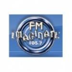 Logo da emissora Radio Imag�nate 105.7 FM