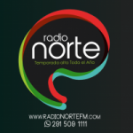 Logo da emissora Radio Norte 103.5 FM