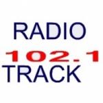 Logo da emissora Radio Track 102.1 FM