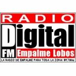 Logo da emissora Radio Digital 89.7 FM