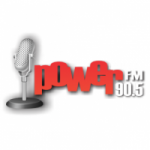 Logo da emissora Radio Power 90.5 FM