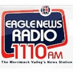Logo da emissora Radio WCCM Eagle News 1110 AM