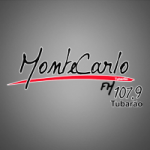 Logo da emissora Rádio Montecarlo 97.7 FM